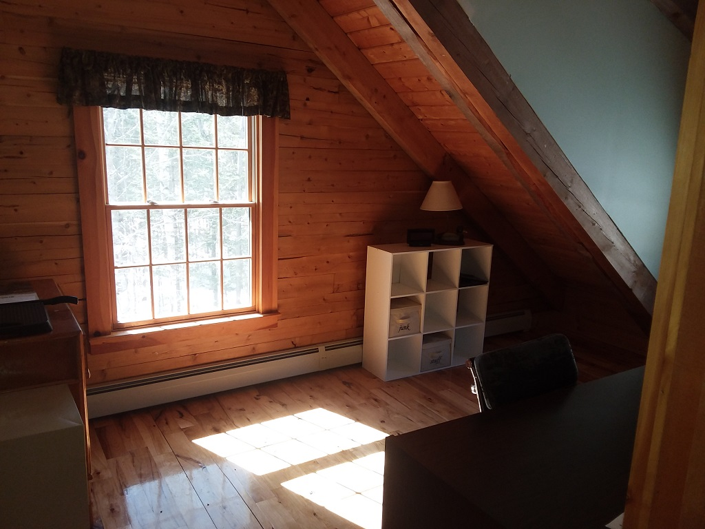 Day house on 5 25 acres american forest management inc